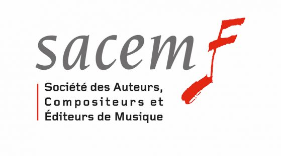 Logo SACEM Wanga Music